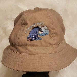 Disney Eeyore A Gloomy Day Bucket Hat